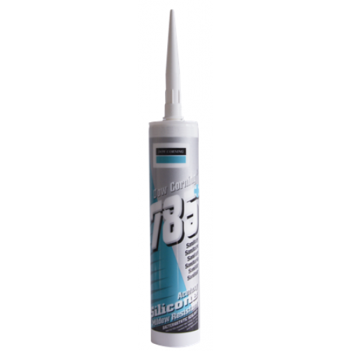 DOW CORNING 785+ BACTERIA RESISTANT SILICONE SEALANT