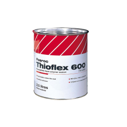 FOSROC THIOFLEX 600 ( 2.5ltr tins)